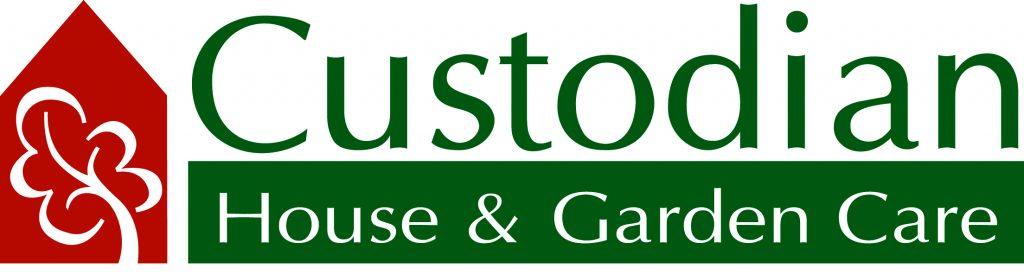 Custodian House & Garden Care Logo